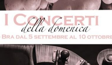 Bacco&Orfeo - i Concerti della domenica di Alba e Bra 2021 – XVI edizione